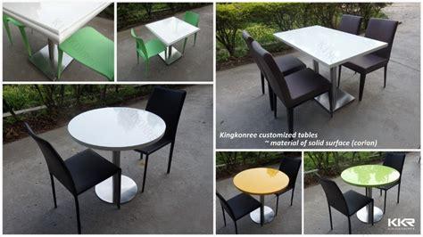 non porous quartz restaurant dining tables and