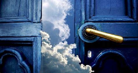 unlock the door god s open door policy giving it all