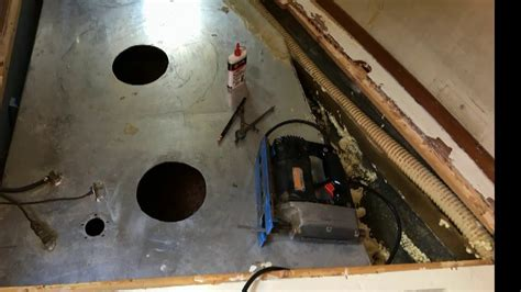 Boat Fuel Tank Inspection Port by Quot A New Boat Quot Part 3 Quot Fuel Tank Inspection Ports Quot
