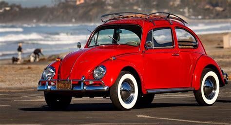 1966 Beetle Gets A Free Restoration From VW USA After ...