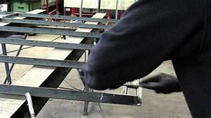 Comment Fabriquer Une Verriere En Acier : finitions des verrieres d 39 interieur youtube ~ Voncanada.com Idées de Décoration