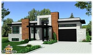 816 le hezat bungalow plain pied plans design With plans de maison gratuit 4 les maisons americaines
