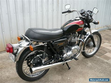 Triumph T140 Bonneville For Sale In Australia