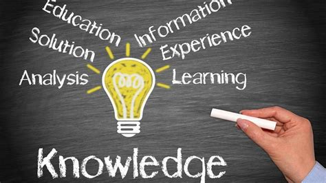 difference  knowledge  skills