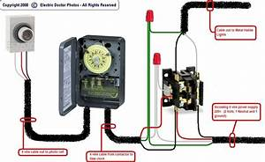 Square D Lighting Contactor Wiring Diagram 8903