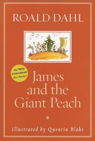 james   giant peach  roald dahl reviews