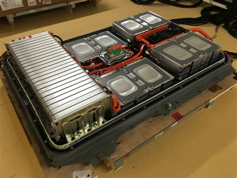 Electric Car Battery by Nissan Sumitomo Open Electric Car Battery Recycling Plant