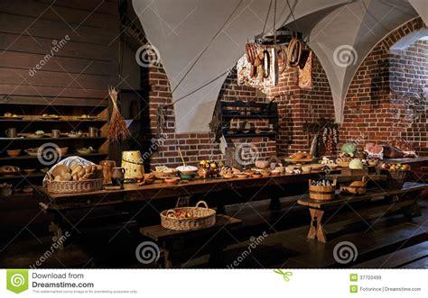 cuisine style ancien cuisine de style ancien images libres de droits image
