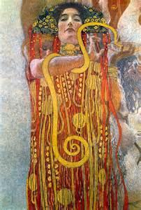 hygeia greek goddess of health official symbol was a