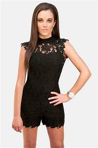 Lace Romper   Dressed Up Girl