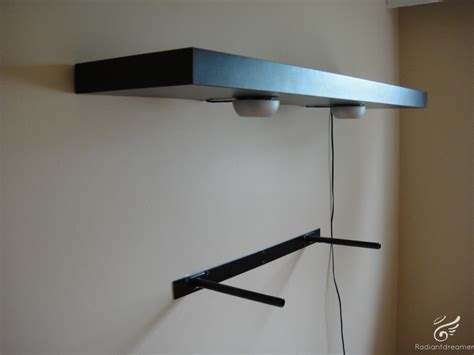 how to mount a shelf radiant dreamer 187 how to mount a lack shelf