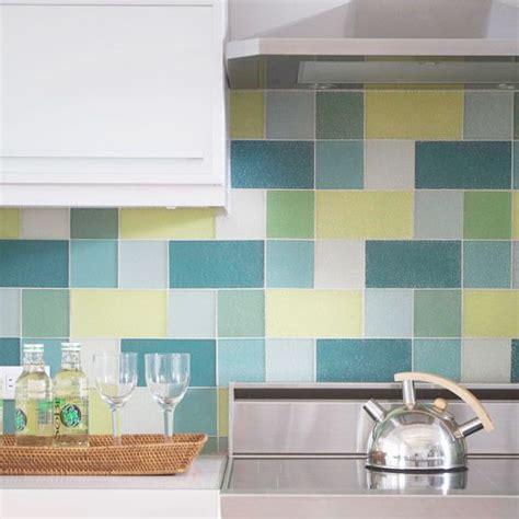 Mosaik Küchenrückwand Design  Kitchen  Küche, Fliesen