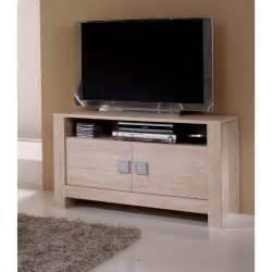 Meuble Tv Chene Blanchi But by Meuble Tv Pisa Blanchi Achat Vente Meuble Tv Meuble Tv