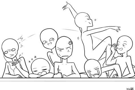 Draw the Squad School by raibo888 on DeviantArt