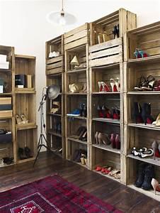 Ideen Für Schuhschrank : 11 einfache diy ideen zum selbermachen ~ Markanthonyermac.com Haus und Dekorationen