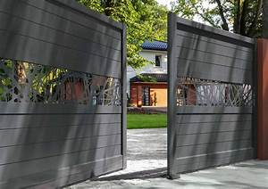 Portail De Maison : comment choisir sa motorisation de portail maison et ~ Premium-room.com Idées de Décoration