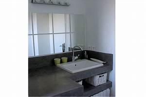 Meuble De Maison : meuble vasque fait maison ~ Teatrodelosmanantiales.com Idées de Décoration