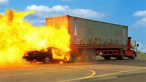Exploding Cars In Movies #TBT - Fifth Gear