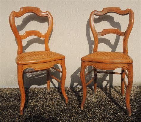 chaises cannees louis philippe 28 images 2 chaises louis philippe noyer rembourr 233 es 2
