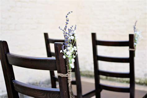deco chaise mariage décoration de chaise pour mariage fashion designs