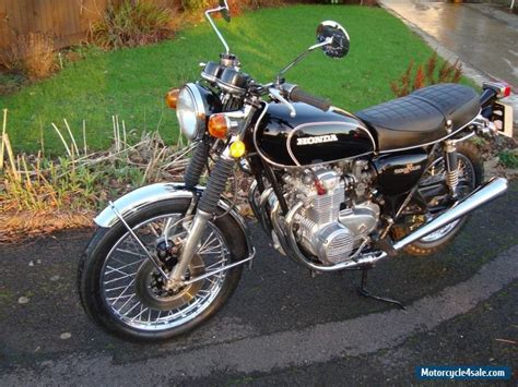 Cb500 For Sale by 1975 Honda Cb500 Four For Sale In United Kingdom