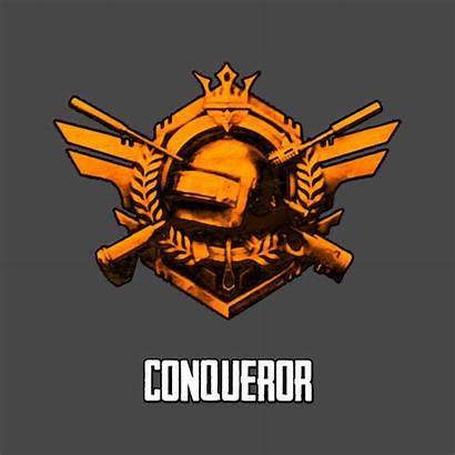 Pubg Mobile Conqueror Avatar Tier Crown Shirt