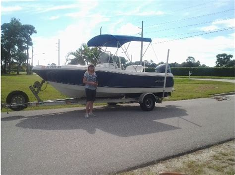 19 Ft Boat by 19 Ft Bay Boat Boats For Sale