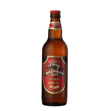 Пиво Bauskas Alus Gaisais 4.8% - Bogatir online winkel