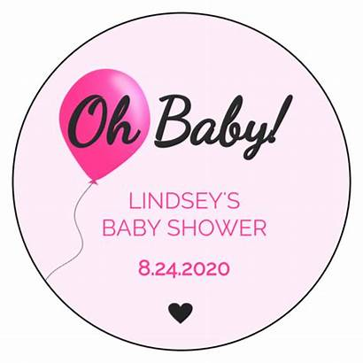 Shower Oh Labels Label Templates
