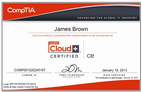 free it certifications free comptia cloud 1 7 2012 page 2