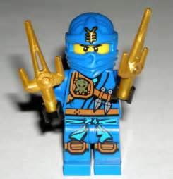 LEGO NINJAGO JAY ZUKIN MINIFIGURE Authentic Ninja Enter the Serpent Figure 70749