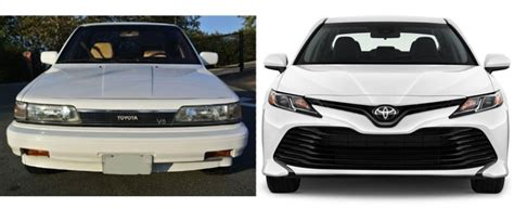 Toyota Camry History by Toyota Camry History Www Grandprix Co Th