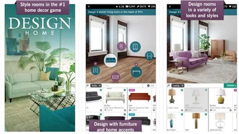 Design Home Apk V.. Mod (unlimited Cash/diamonds/keys