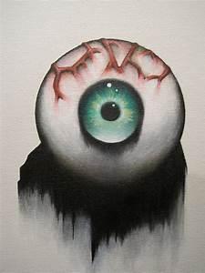 Creepy Eyeball by Heteroclite360 on DeviantArt