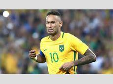 Neymar no es convocado en Brasil para amistoso contra
