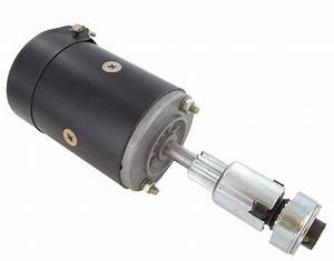 New Starter With Drive Bendix For Ford Tractor 2n 8n 9n