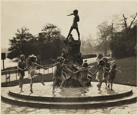 pan in kensington gardens the pan statue 1935 by jarche