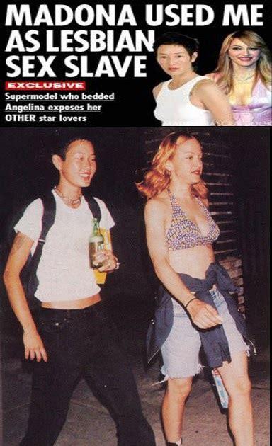 Pud Whackers Madonna Scrapbook Raw Like Madonnas Sushi