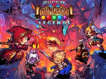 Dungeon Super Explore Legends Kickstarter Arcadia Quest