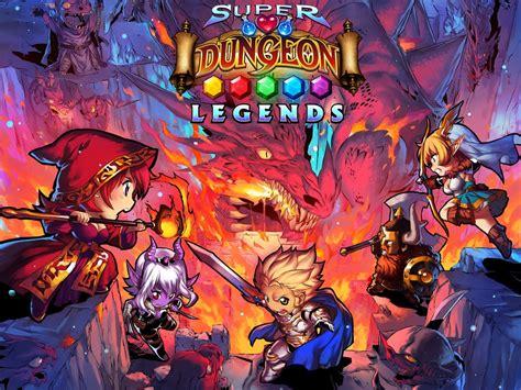 Super Dungeon Explore: Legends on Kickstarter - Tabletop ...