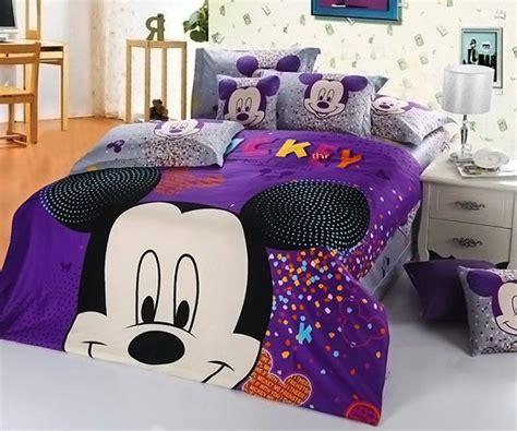 invigorating mickey  minnie bedding sets home
