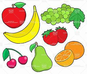 Fruit Food Group Clipart - Clipart Suggest