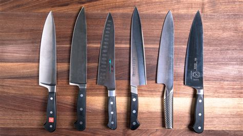 knives knife chef kitchen chefs cutlery styles popular models food chopping rated tested blog0417 ft foodandwine consulting researching highly excellent