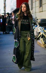 Milan Fashion Street-Style 2017
