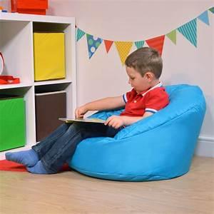 Kids Bean Bag Chair Blue New Kids Furniture Kids Bean