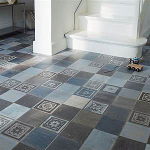 1000 idees a propos de dalle pvc clipsable sur pinterest With dalle pvc sur parquet