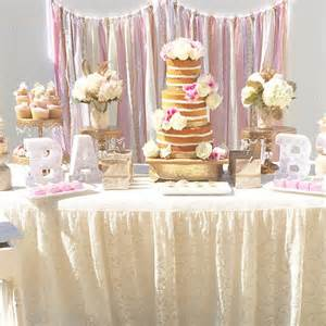 wedding backdrop drapes pink gold baby shower table garland backdrop event decor