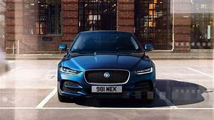 The 2020 Jaguar Xe Gets Facelifted Inside And Out For Geneva