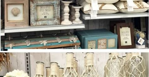 craft decorate coastal  michaels coastal decor