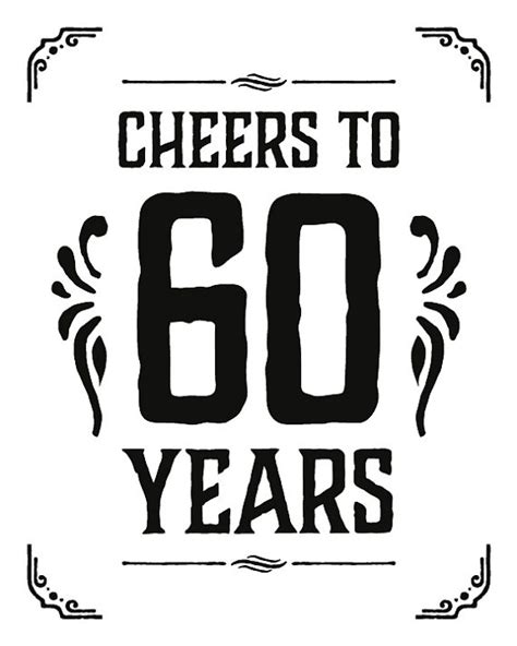 birthday party supplies cheers   years sign
